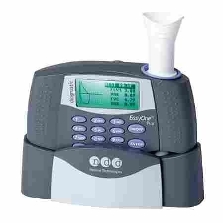 Ndd Easyone Plus Diagnostic Spirometer Lennox Hospital